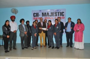 GGNIMT hosts CCI-Majestic Skill Will Lead program