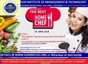The Best Home Chef 2019 - GGNIMT